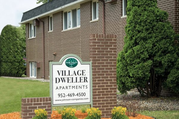 Village Dweller Apartments – 1 Bdrm